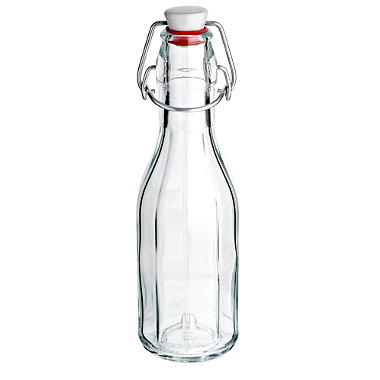 Swing-Top Presentation Bottle