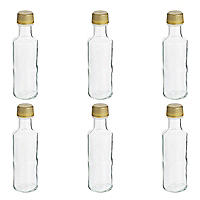 6 Mini Presentation Bottles