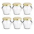 6 Orcio Presentation Jars