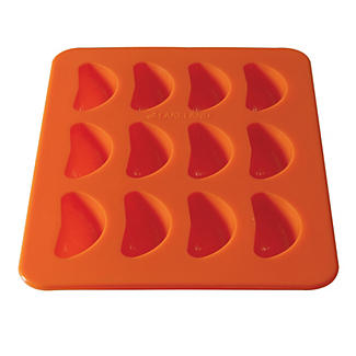 Orange Segments Chocolate Mould