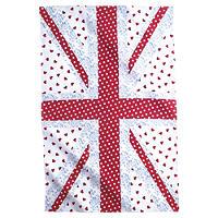 Britannia Floral Tea Towel