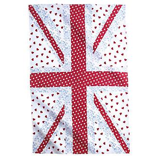 Britannia Floral Tea Towel alt image 1