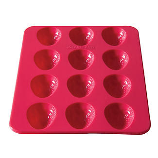 Strawberries Chocolate Mould