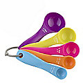 Colourworks 5 Measuring Spoons