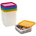 10 Stack a Boxes Food Storage Containers 750ml