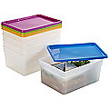5 Stack a Boxes Food Storage Containers 2.5L