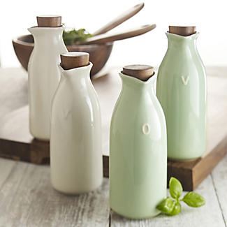 delicious. Ivory Oil Bottle