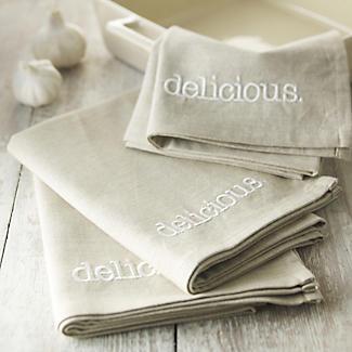 delicious. 3 Piece Tea Towel Set alt image 1