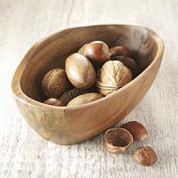 delicious. Acacia Nut Bowl