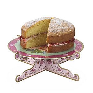 Utterly Scrumptious Cake Platter