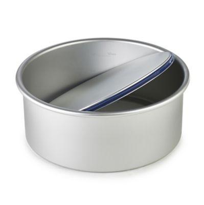 """Round Loose Based PushPan Cake Tin 20cm (8"""")"""