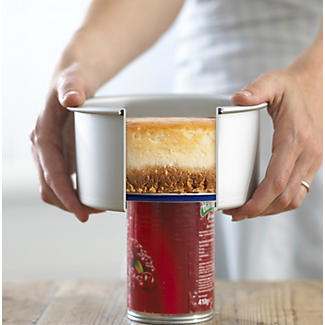 Lakeland PushPan® Loose Based 25cm Cake Tin - Round alt image 2