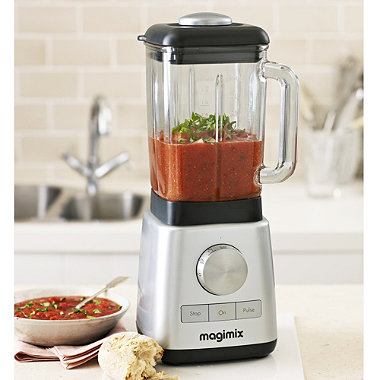 Magimix Blender Satin with Mill in processors and blenders at Lakeland