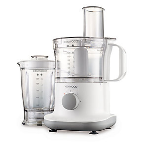 Kenwood White Multipro Compact Food Processor & Blender