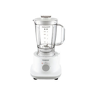 Kenwood White Multipro Compact Food Processor & Blender FPP220 alt image 3