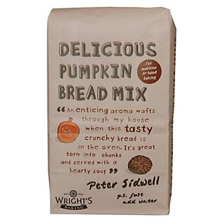 Wright's Delicious Pumpkin Bread Mix x 5