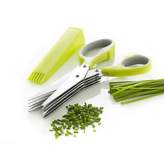 Easy-Clean Herb Scissors