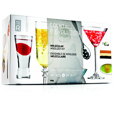 R-Evolution Cocktail Kit