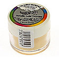 Cake Decorating Edible Silk Powder - 5g Metallic Light Gold