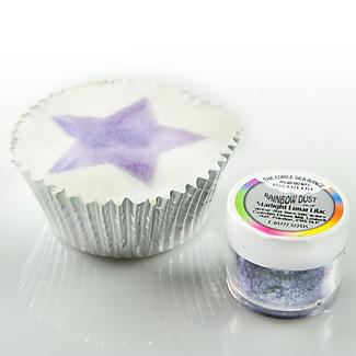 Edible Silk Lunar Lilac alt image 1