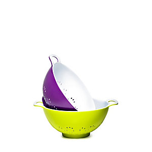 Small Purple Colander