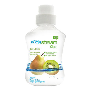 SodaStream Kiwi & Pear