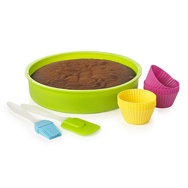 Lakeland Silicone Baking Set