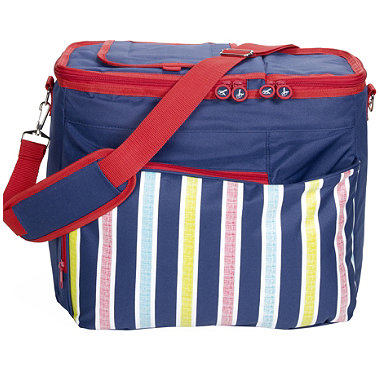 Spots & Stripes Alfresco Large Cool Bag