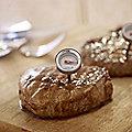 4 Mini Steak Thermometers