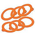 6 Kilner® Clip Top Replacement Rings