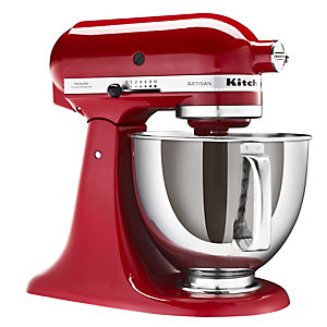 KitchenAid® Artisan® 4.8L Stand Mixer Empire Red 5KSM150PSBER