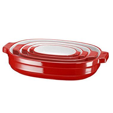 Red KitchenAid® Artisan® Stand Mixer