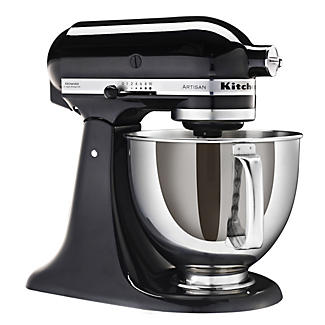 KitchenAid® Artisan® 4.8 L Stand Mixer Onyx Black 5KSM150PSBOB
