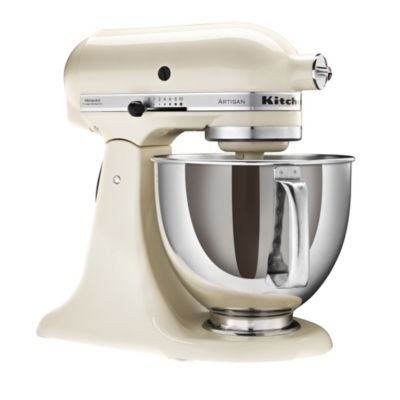 Kitchenaid Artisan Stand Mixer 4 8l Almond Cream