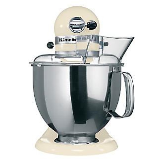 KitchenAid® Artisan® 4.8L Stand Mixer Almond Cream 5KSM150PSBAC alt image 2