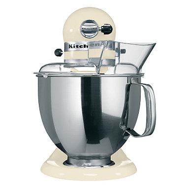 Cream KitchenAid® Artisan® Stand Mixer