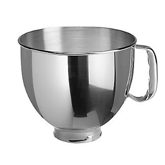 KitchenAid® Artisan® 4.8L Stand Mixer Almond Cream 5KSM150PSBAC alt image 4