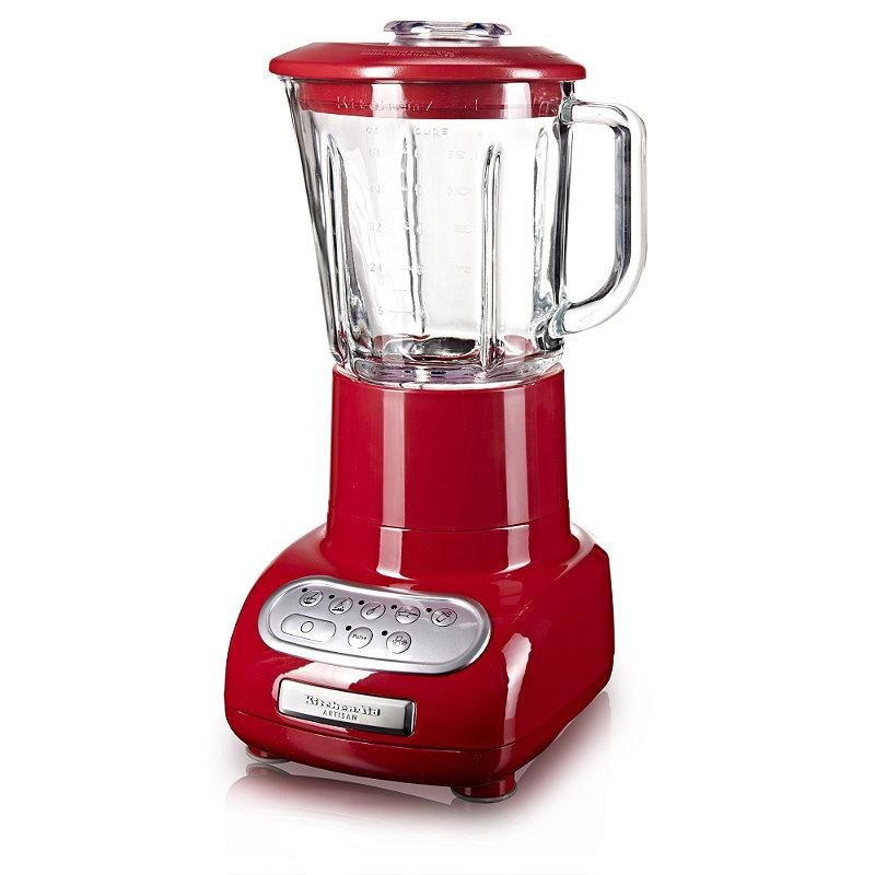 KitchenAid® Artisan® Blender Empire Red 5KSB5553BER