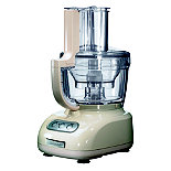 Cream KitchenAid® Artisan® Food Processor