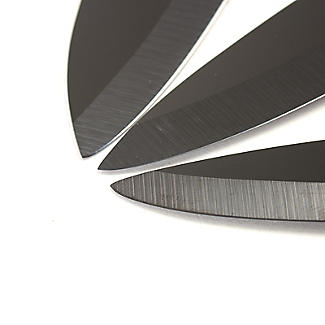 Lakeland Ceramic 3pc Knife Set & Block alt image 6