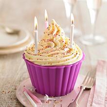 Giant Silicone Cupcake Case