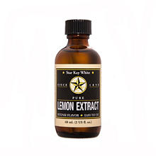 Star Kay White Food Flavour Extract - 60ml Lemon
