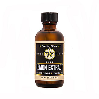 Star Kay White Food Flavour Extract - 60ml Lemon alt image 1