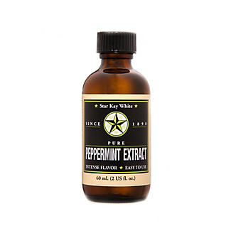 Star Kay White Food Flavour Extract - 60ml Peppermint alt image 1