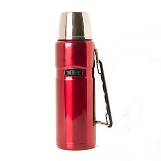 THERMOS® RED KING LARGE FLASK