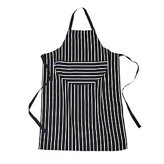 Rushbrookes Butchers Stripe Apron alt image 1