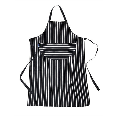 Rushbrookes Butchers Stripe Apron
