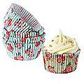 100 Petals Cupcake Cases