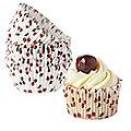 100 Cherry Cupcake Cases
