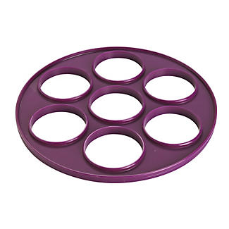 Large Silicone Blini Mould